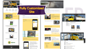 LoadOut site various pages